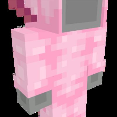 Axolotl Onesie on the Minecraft Marketplace by Glorious Studios