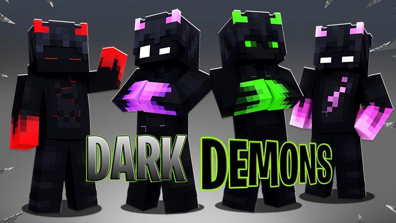 Dark Demons on the Minecraft Marketplace by Blu Shutter Bug