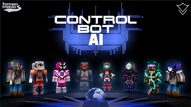 Control Bot AI on the Minecraft Marketplace by Pathway Studios
