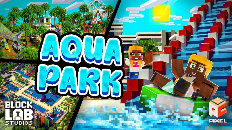Aqua Park on the Minecraft Marketplace by BLOCKLAB Studios