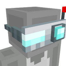 Cyberpunk Goggles on the Minecraft Marketplace by Cynosia