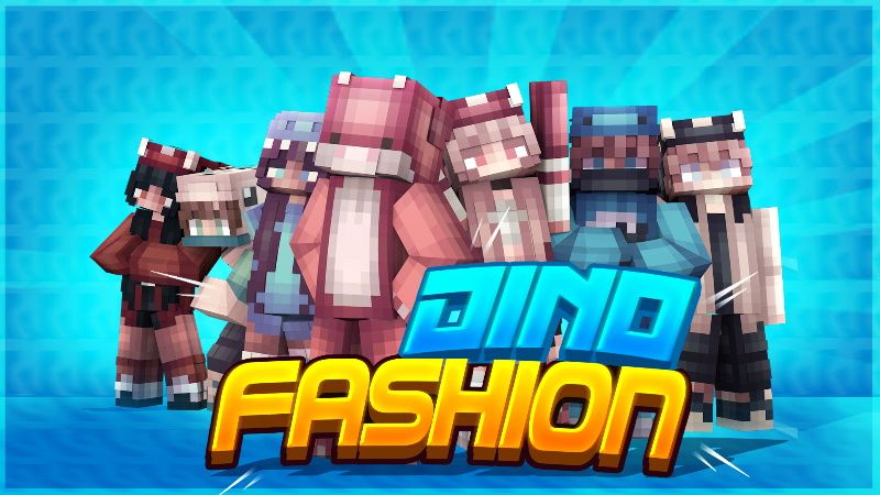 Dino Fashion on the Minecraft Marketplace by Cypress Games