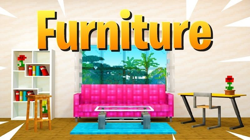 Furniture on the Minecraft Marketplace by BBB Studios