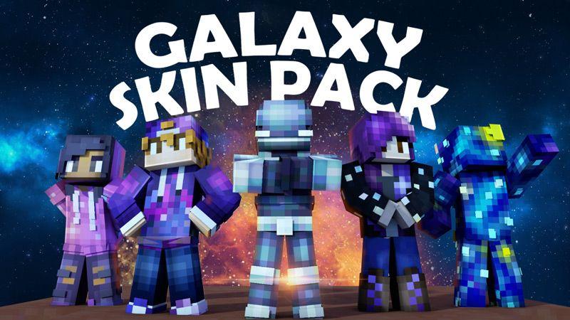 Galaxy Skin Pack