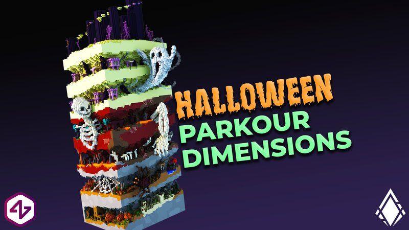 Halloween Parkour Dimensions