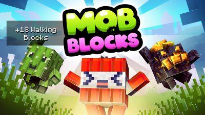 Mob Blocks  Pet Blocks on the Minecraft Marketplace by SNDBX