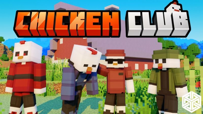 Chicken Club on the Minecraft Marketplace by Yeggs