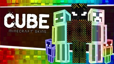 Cube Minecraft Skins on the Minecraft Marketplace by CanadaWebDeveloper