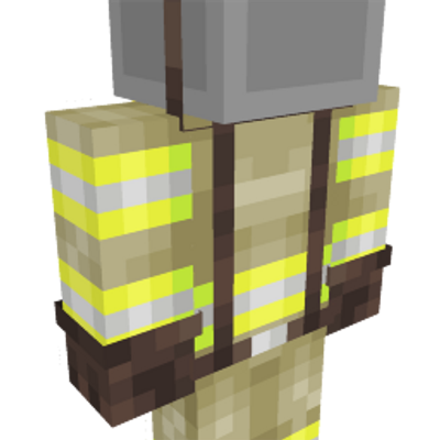 FireFighter on the Minecraft Marketplace by Square Dreams