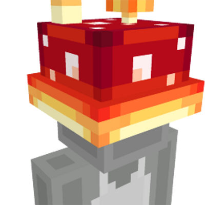 Shroom Cap on the Minecraft Marketplace by Humblebright Studio