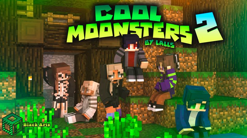 Cool Monsters 2 on the Minecraft Marketplace by Black Arts Studio