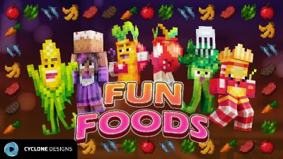 Fun Foods on the Minecraft Marketplace by Cyclone