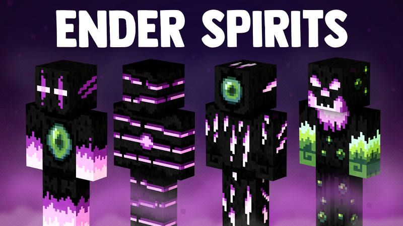 Ender Spirits on the Minecraft Marketplace by BLOCKLAB Studios