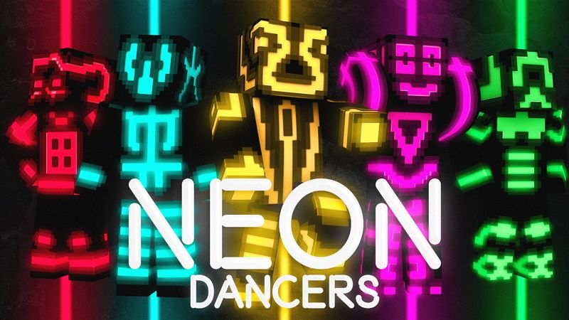 Neon Dancers 2