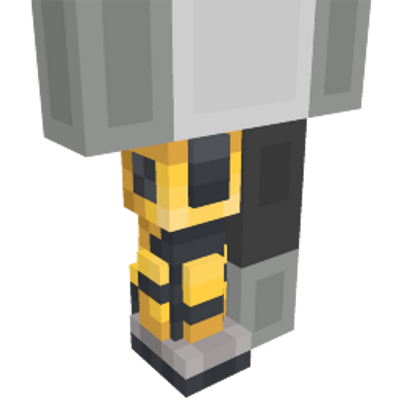 Drill Bot Leg on the Minecraft Marketplace by Odd Block