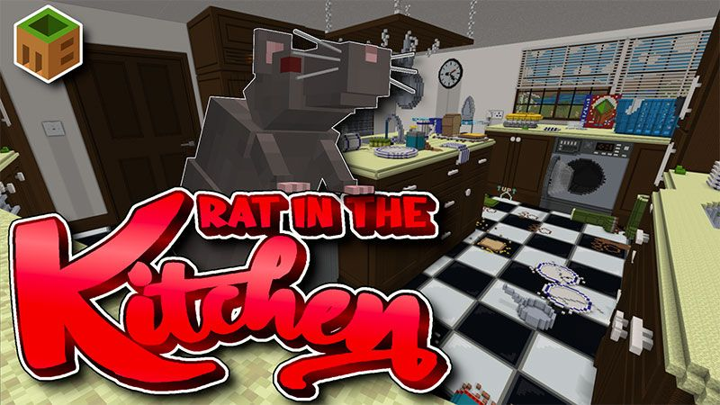 Rat In The Kitchen on the Minecraft Marketplace by MobBlocks