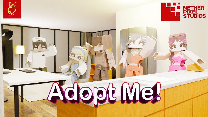 Adopt Me on the Minecraft Marketplace by Netherpixel