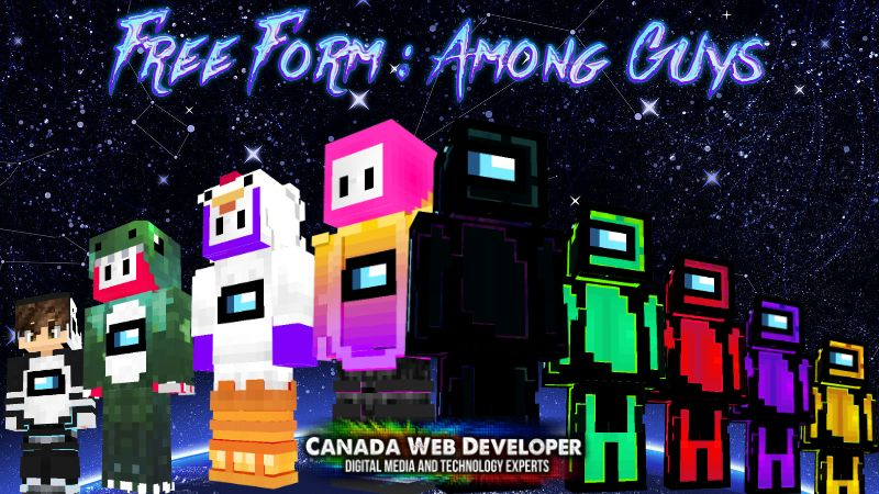 Among Guys on the Minecraft Marketplace by CanadaWebDeveloper