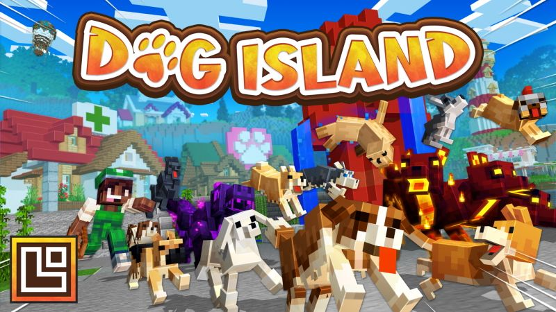 Dog Island on the Minecraft Marketplace by Pixel Squared