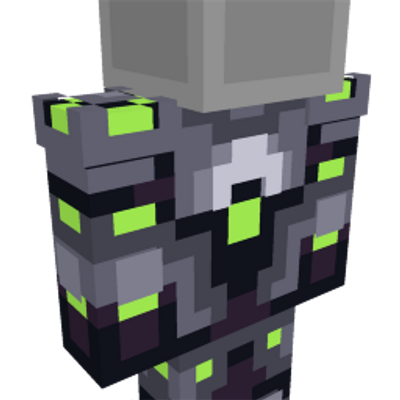 Alien Spacesuit on the Minecraft Marketplace by Snail Studios
