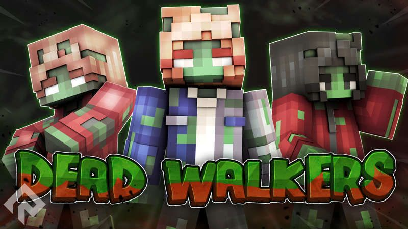 Dead Walkers on the Minecraft Marketplace by RareLoot