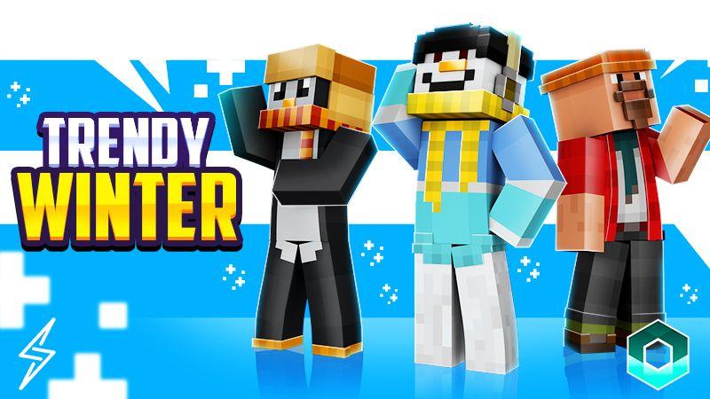 Trendy Winter on the Minecraft Marketplace by Senior Studios