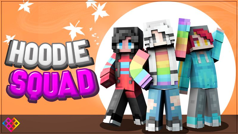Hoodie Squad on the Minecraft Marketplace by Rainbow Theory