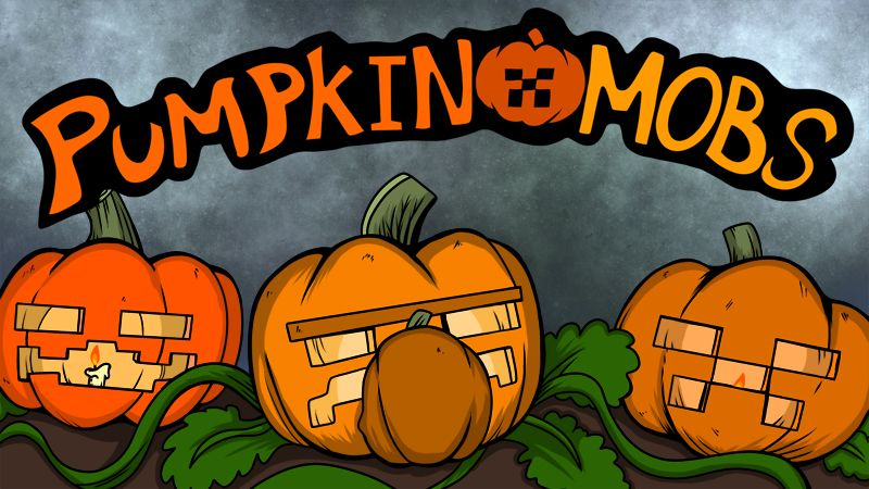 Pumpkin Mobs on the Minecraft Marketplace by BBB Studios