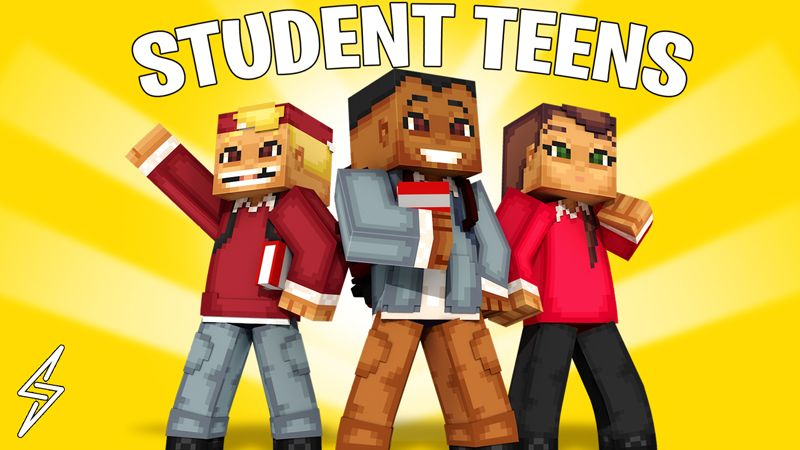 Student Teens on the Minecraft Marketplace by Senior Studios