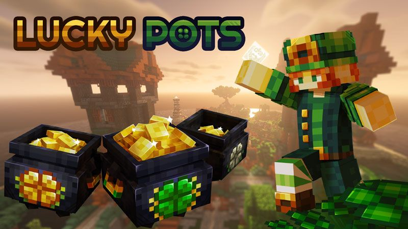 Lucky Pots on the Minecraft Marketplace by Scai Quest