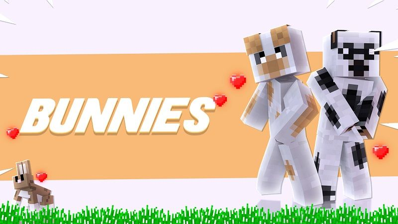 Bunnies on the Minecraft Marketplace by Nitric Concepts
