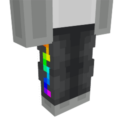 Rainbow Pants on the Minecraft Marketplace by Dodo Studios
