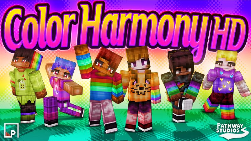 Color Harmony HD on the Minecraft Marketplace by Pathway Studios