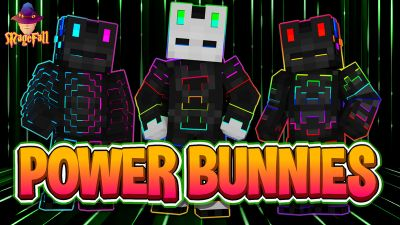 Power Bunnies on the Minecraft Marketplace by Magefall