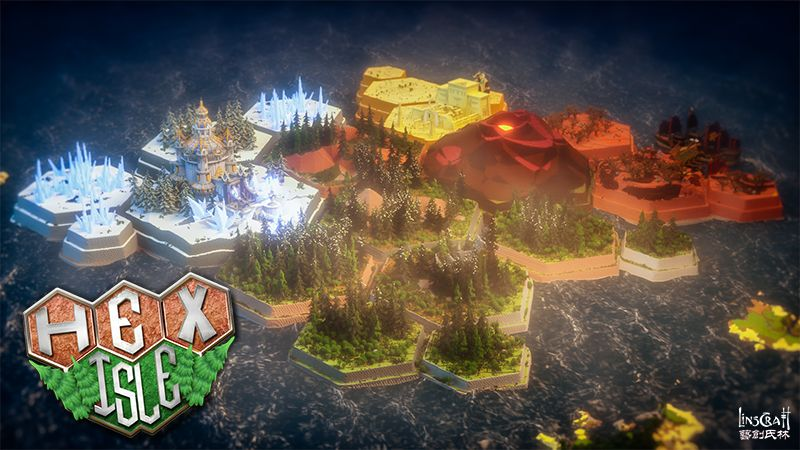 Hex Isle on the Minecraft Marketplace by LinsCraft