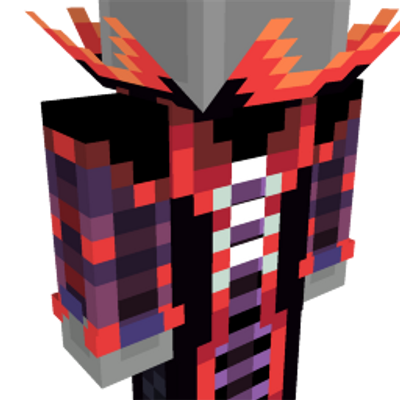 Vampire Lord Robes on the Minecraft Marketplace by Snail Studios