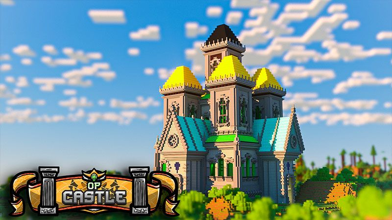 OP Castle on the Minecraft Marketplace by Odyssey Builds