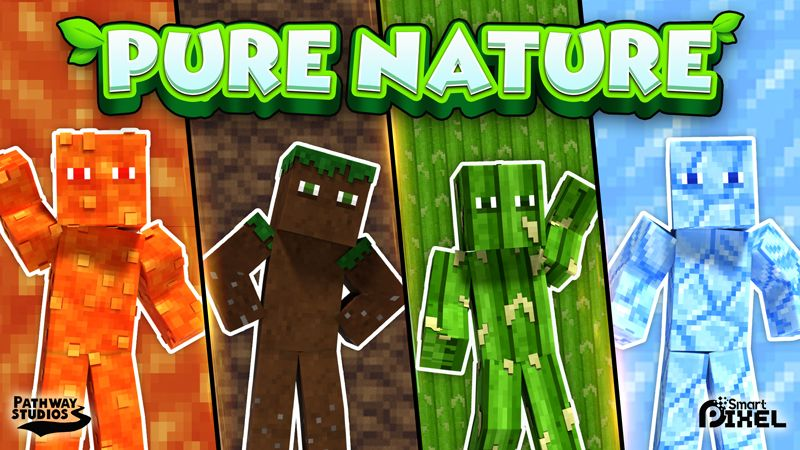 Pure Nature on the Minecraft Marketplace by Pathway Studios