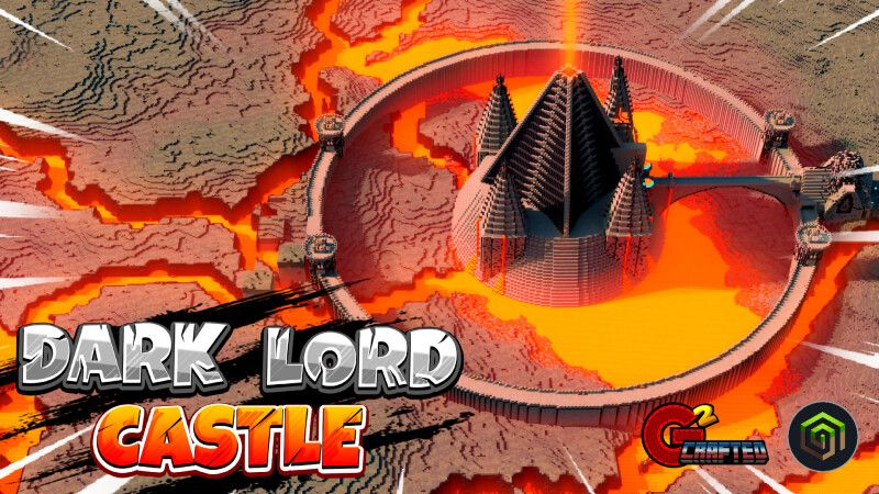 Dark Lord Castle on the Minecraft Marketplace by G2Crafted