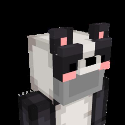 Panda Pajamas on the Minecraft Marketplace by Pixelbiester