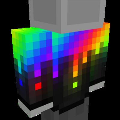 Rainbow Sweatshirt on the Minecraft Marketplace by Cleverlike