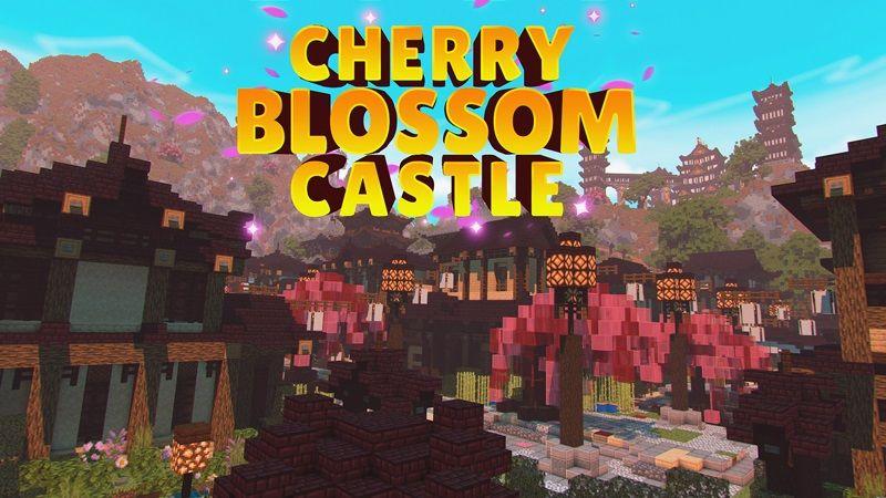 Cherry Blossom Castle