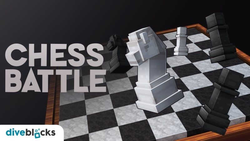 Chess Battle on the Minecraft Marketplace by Diveblocks