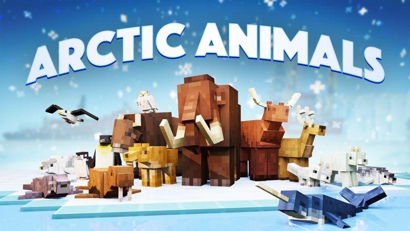 Arctic Animals on the Minecraft Marketplace by Team Vaeron