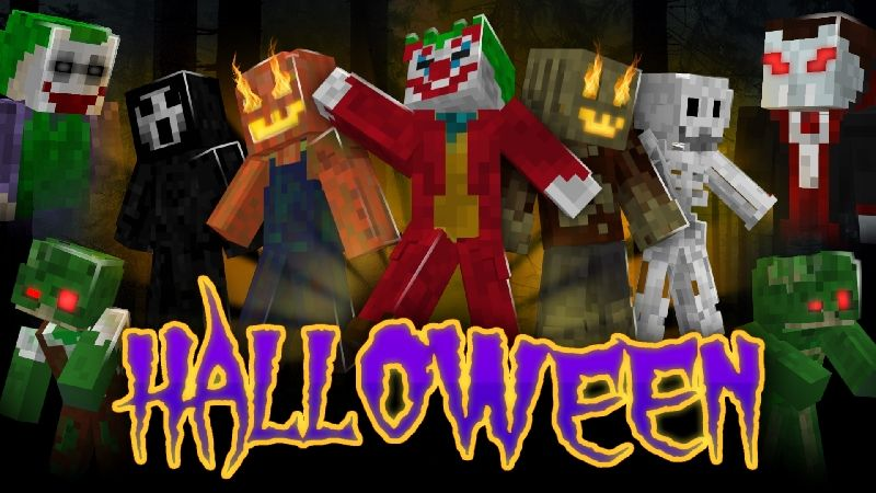 HALLOWEEN on the Minecraft Marketplace by CompyCraft