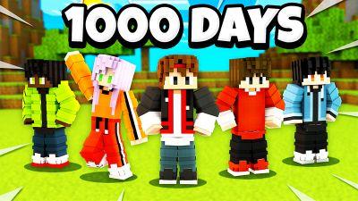 1000 Days Survivors on the Minecraft Marketplace by KA Studios