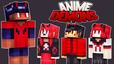 Anime Demons on the Minecraft Marketplace by 57Digital
