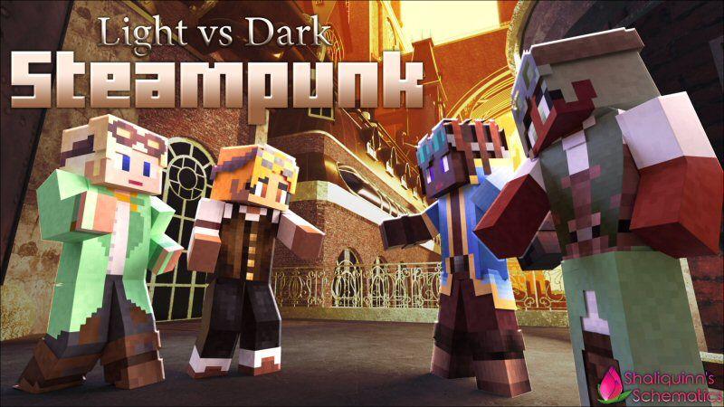 Light vs Dark Steampunk