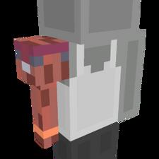 Pirate Peg Arm