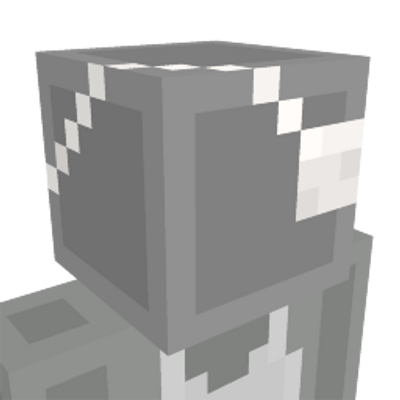 White Eye Patch on the Minecraft Marketplace by 57Digital